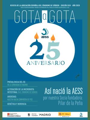 Revista gota a gota 25 aniversario