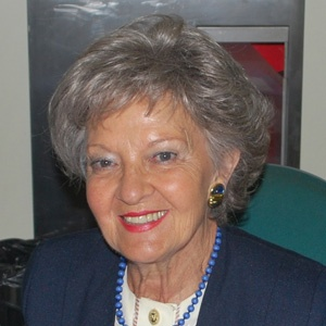 Foto de Amalia Muñoz, tesorera de la Asociación Española Síndrome de Sjogren