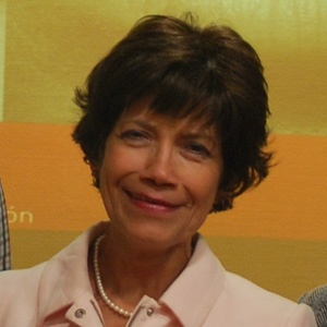 Fotografía de Jenny Inga, presidenta de la Asociación Española Síndrome de Sjogren