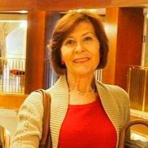Paula Castilla, vocal de la Asociación Española Síndrome de Sjogren