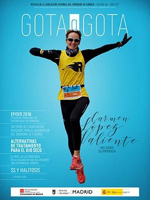 Revista gota a gota atleta